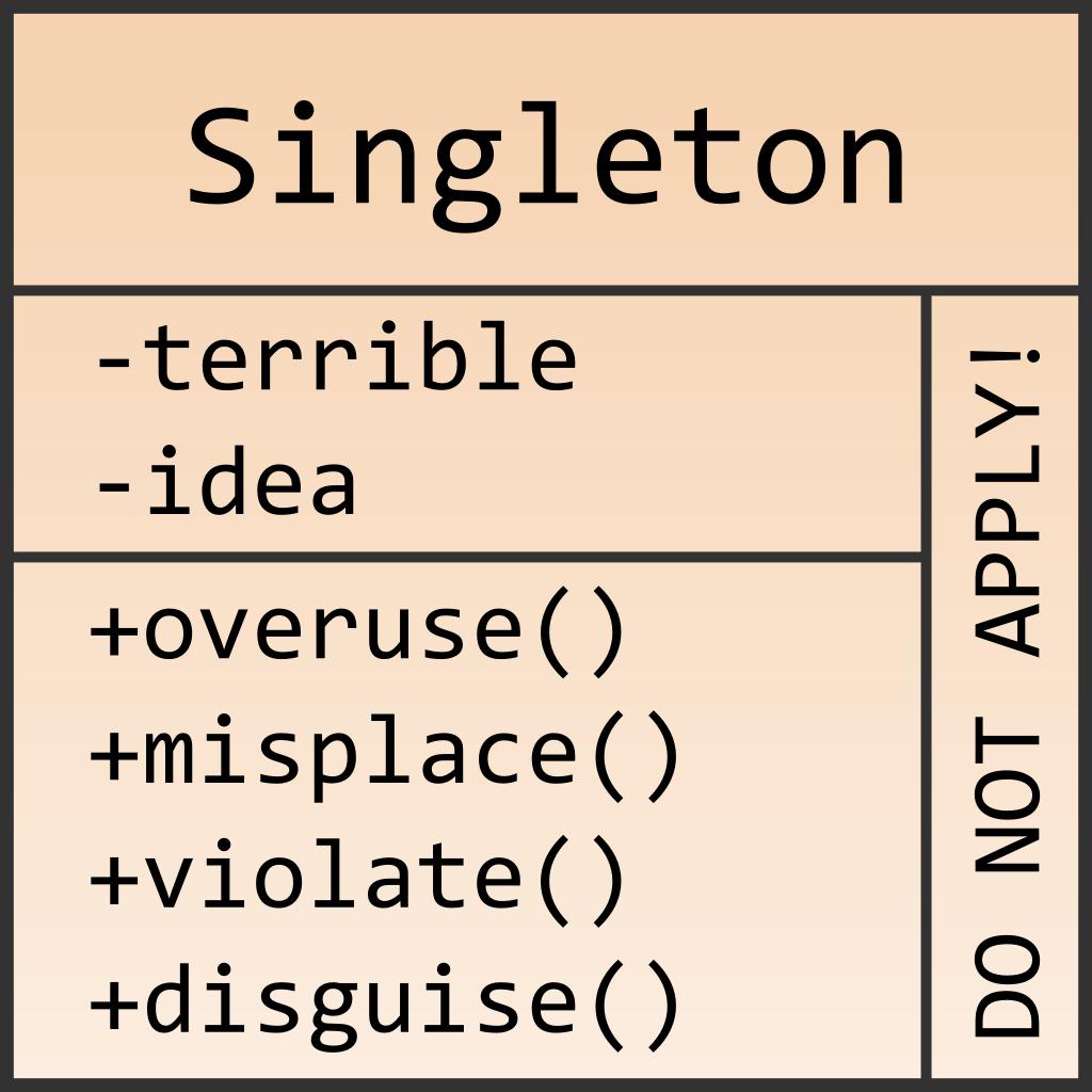 Singleton Pattern Interesting Inspiration Design